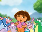Dora&#039;s Great Big World Game