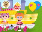GAME: Lalaloopsy Parade