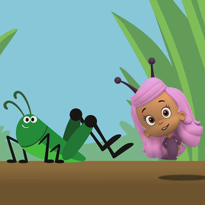 Bubble Guppies: Buggin' Out