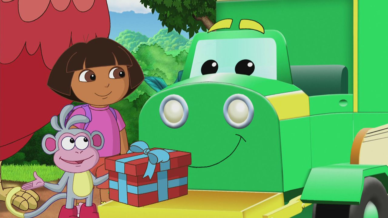 Dora the Explorer S8 Ep804 Verdes Birthday Party Full Episode