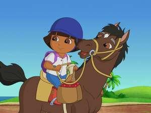 Dora The Explorer Jump Sparky Video On Nick Jr