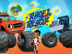 blaze and the monster machines games free online