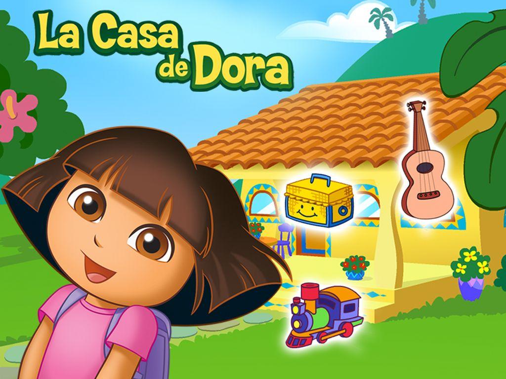 Dora and Friends Preschool Games on Nick Jr.