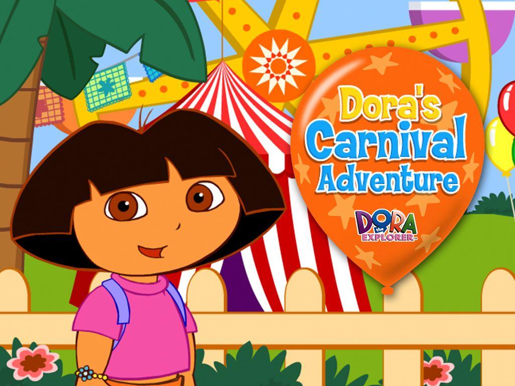 Dora's Carnival 2 - PrimaryGames.com - Free Online Games