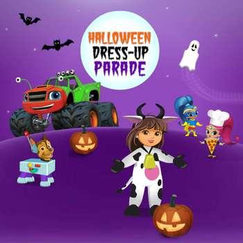 Images Halloween happy halloween Nick Jr Halloween Dress Up Parade