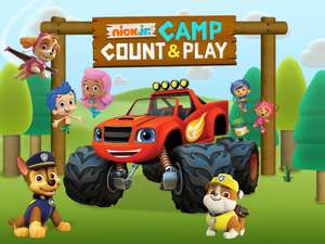 Nick Jr. Camp Count & Play: Preschool Game on Nickjr.com