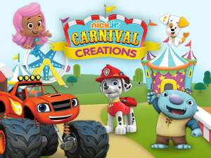 Carnival Creations Arcade Style Game For Kids