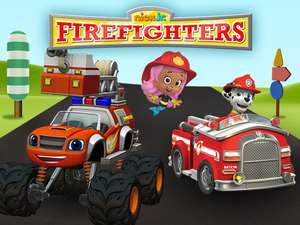 Play Nick Jr. Firefighters\' Rescue Online Game
