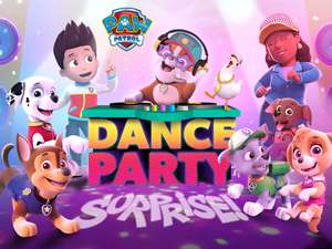 PAW Patrol: Dance Party Surprise