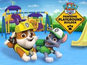 PAW Patrol: PAWsome Playground Builder