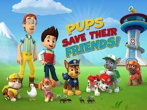 Pups Save Their Friends: Preschool Arcade-Style Game