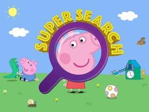 Peppa Pig Super Search