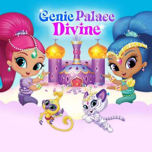 genie in a bottle games