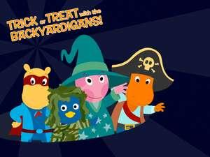 Trick Or Treat Dress Up Halloween Dress Up Kids Game
