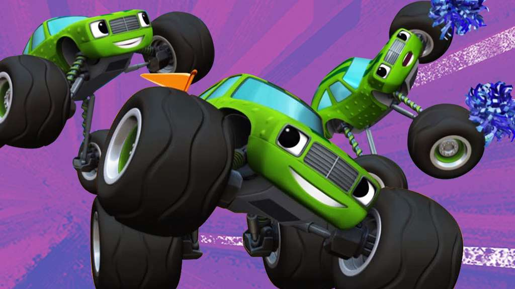 download blaze and the monster machines theme song