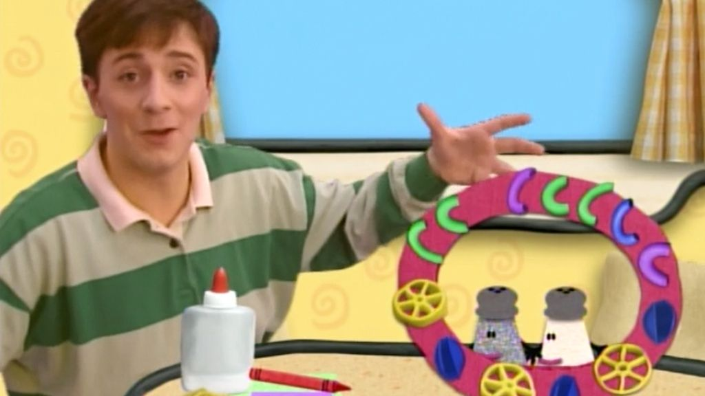 Watch Playing Store Video Clip Blues Clues S5 Ep506