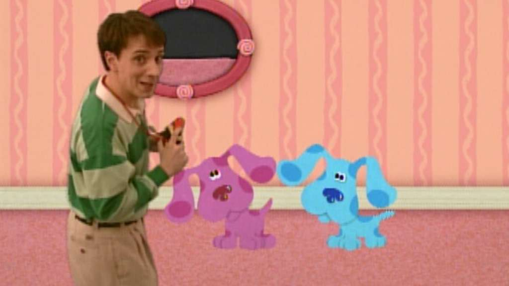 Magenta Blues Clues 64869 Movieweb