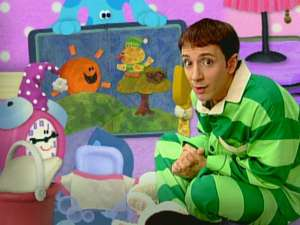 Blue S Clues S3 Ep319 Blue S Big Pajama Party Full Episode