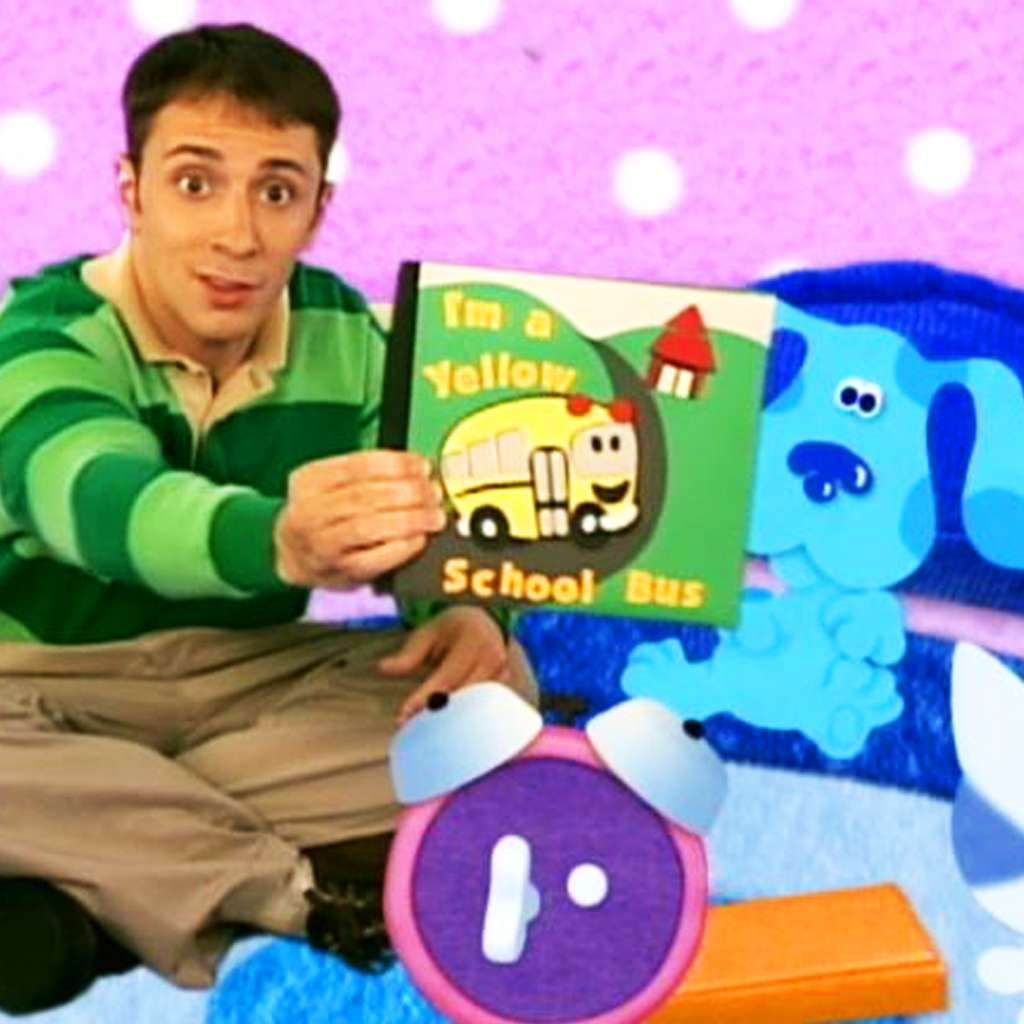 Blue's Clues: School Bus