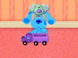 rugrats and blues clues meet polka dots