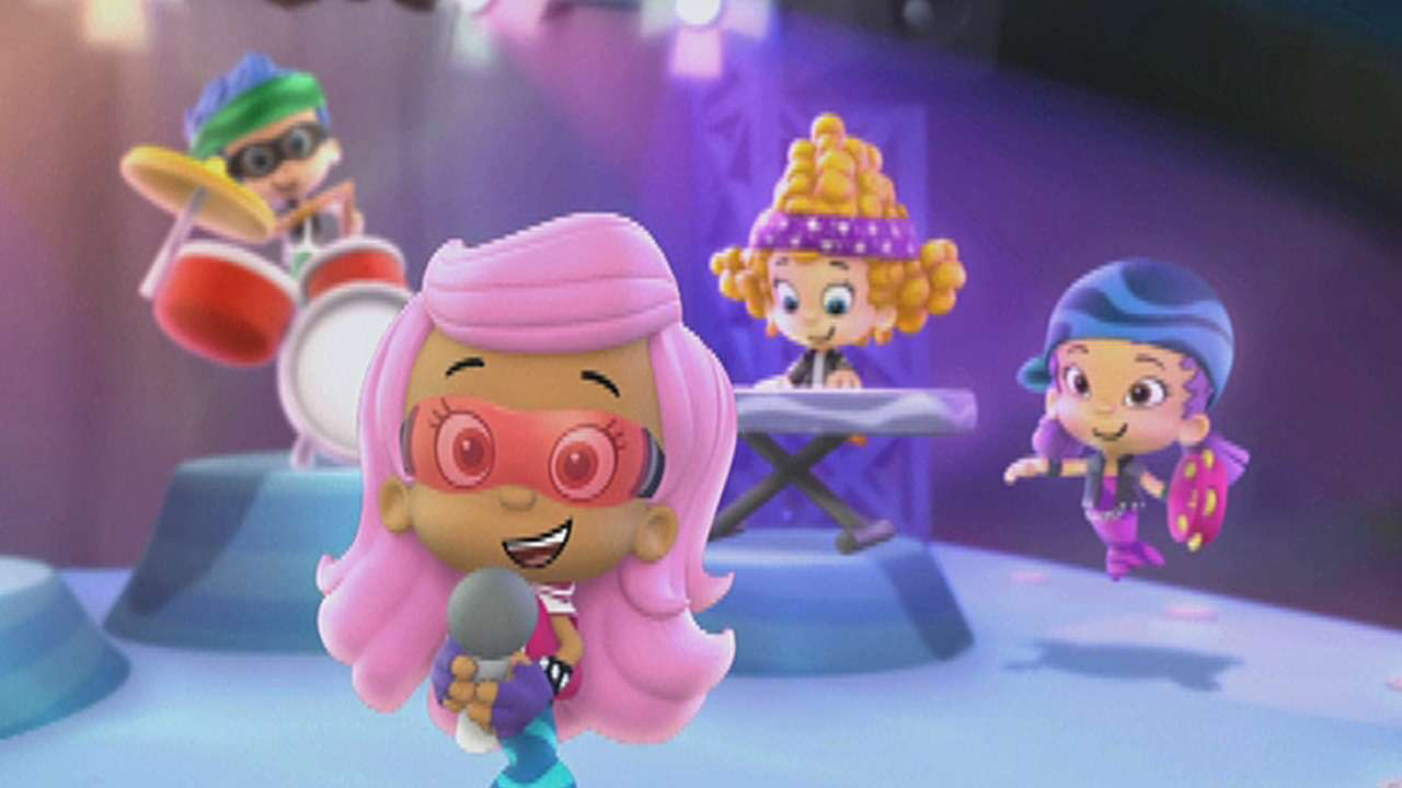bubble guppies s1 ep105 we totally rock full episode
