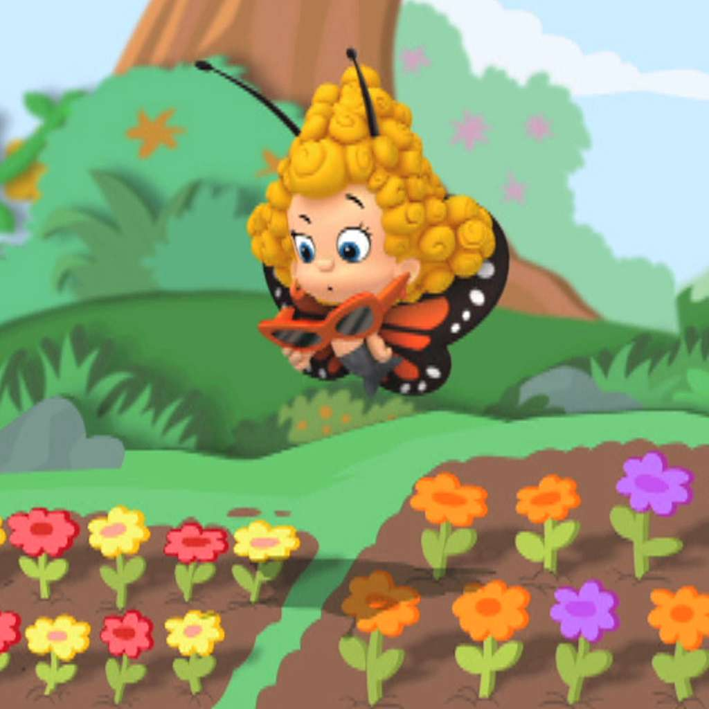Bubble Guppies: Miss Butterfly's Garden