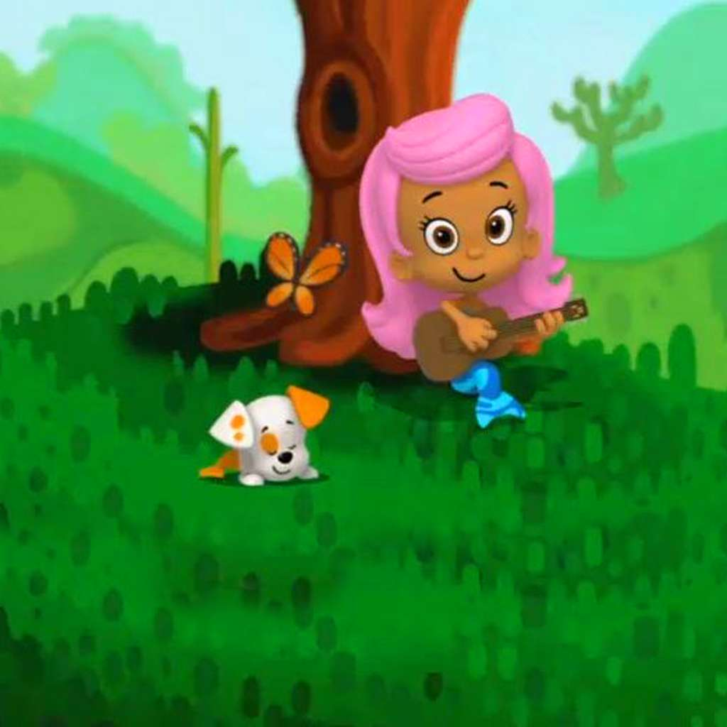 Bubble Guppies: It's a Beautiful Day