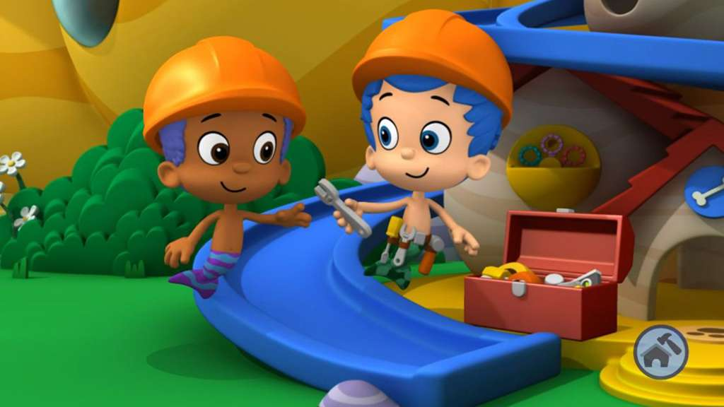 bubble guppies s3 ep325 a dolphin is a guppys best friend episode