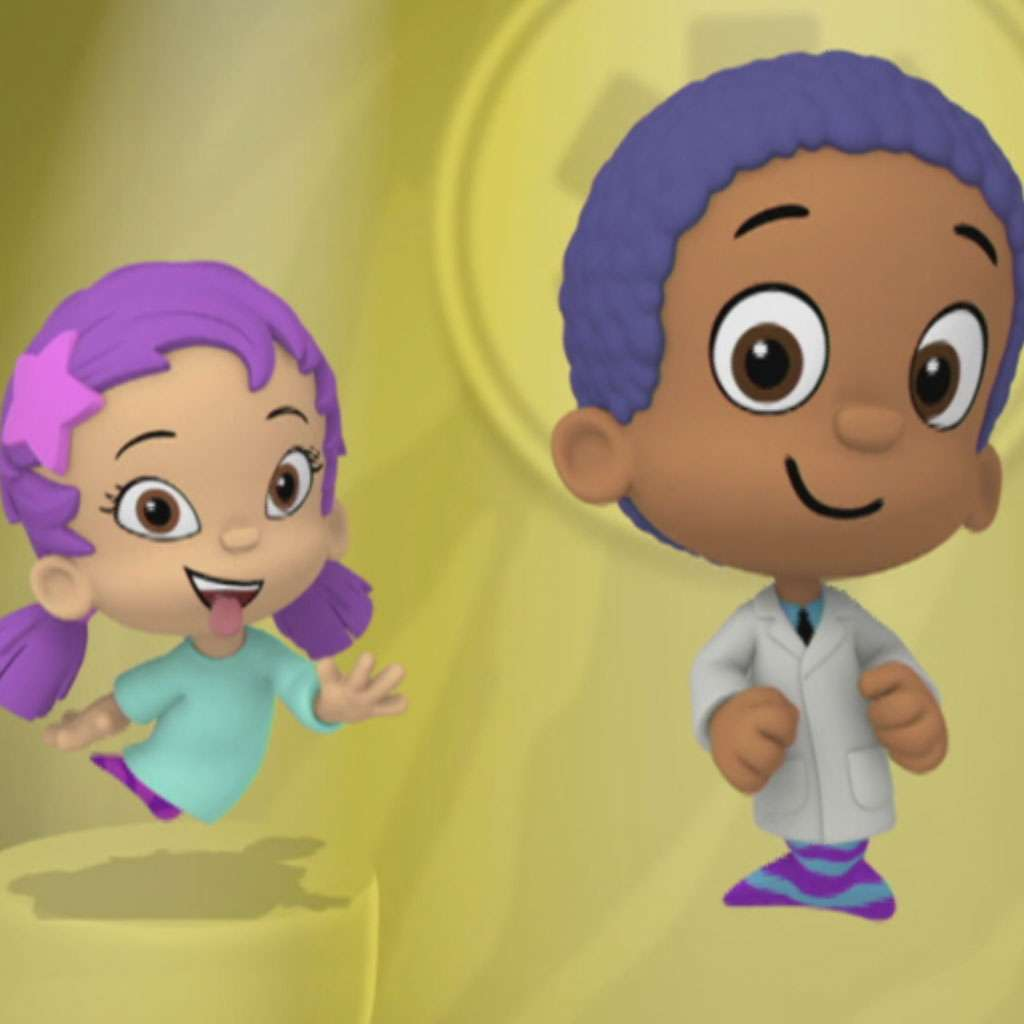 Get a Move on: Bubble Guppies Check-Up