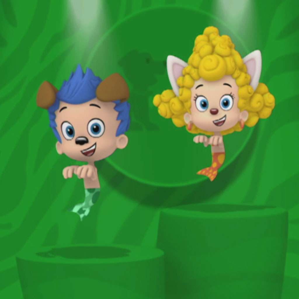 Get a Move on: Bubble Guppies Puppy Dance