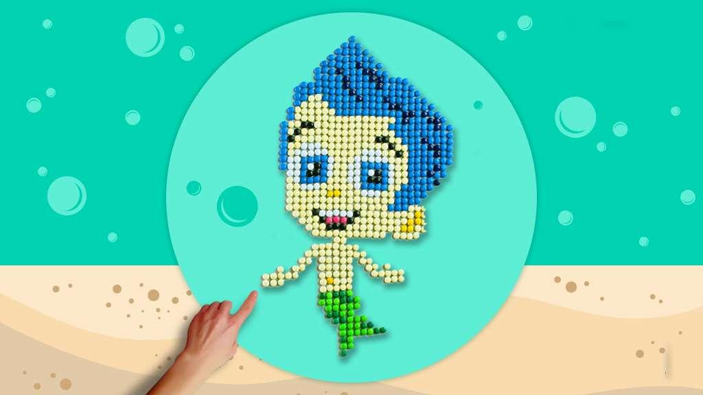 Pixel Pictures: Gil, Nick Jr. Original Video