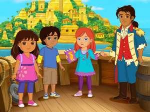 Amazon.com: Watch Dora and Friends: Into the City!   Prime ...