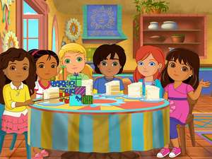 Dora And Friends Into The City S2 Ep203 Coconut