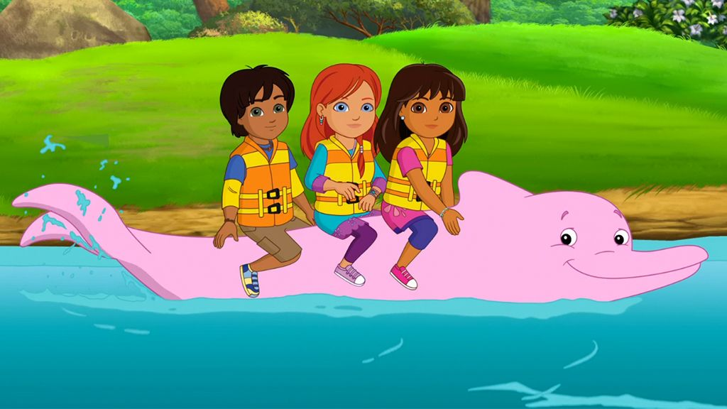 Dora and Friends Into the City S2 Ep201 Kates Book Full Episode