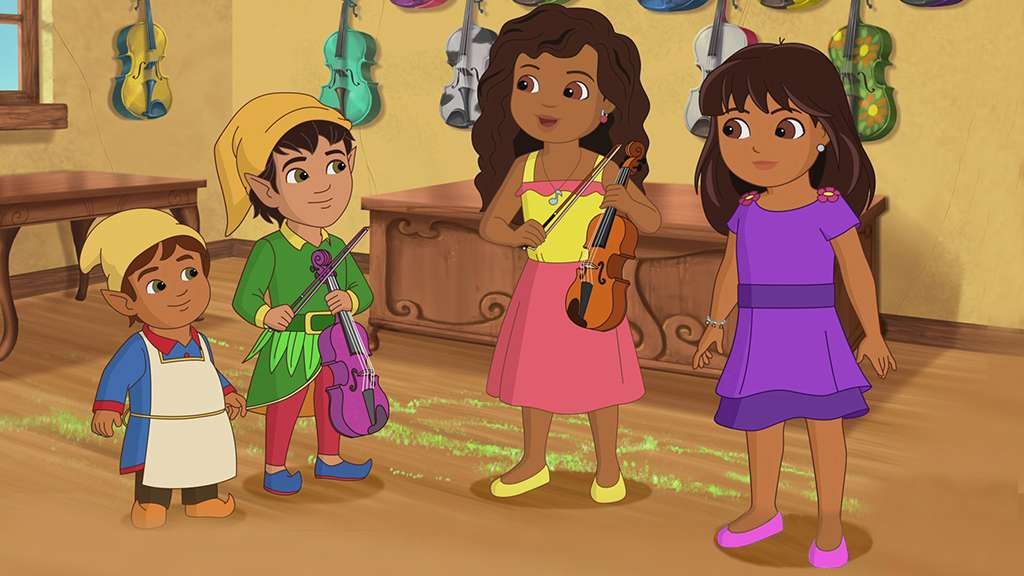 Pictures Of Dora And Friends Into The City Alana Kidskunstinfo