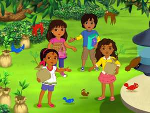 Dora And Friends Into The City S2 Ep211 For The Birds