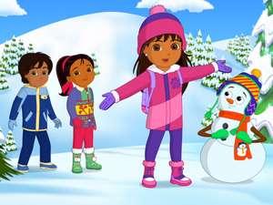 Winter Wonderland Dora And Friends Video Clip S2 Ep217