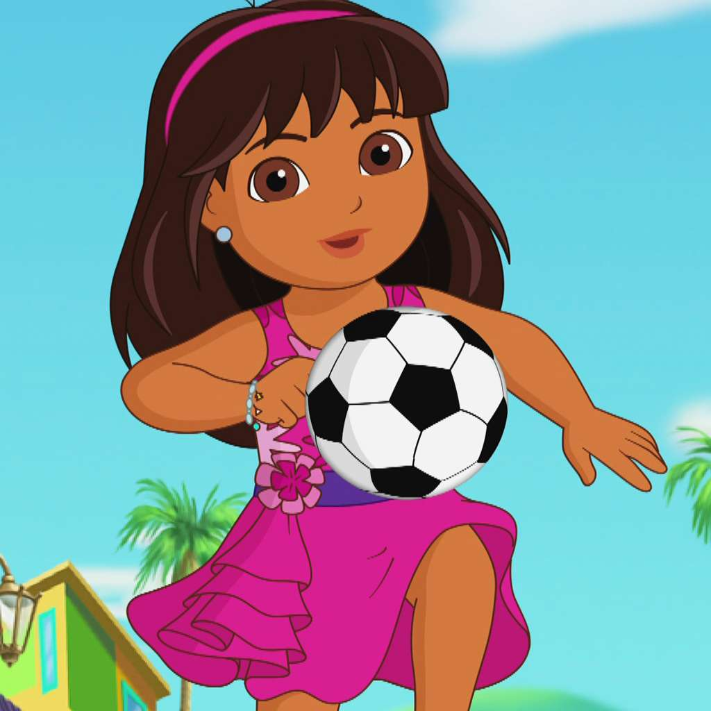Get a Move On: Dora and Friends Soccer Dance