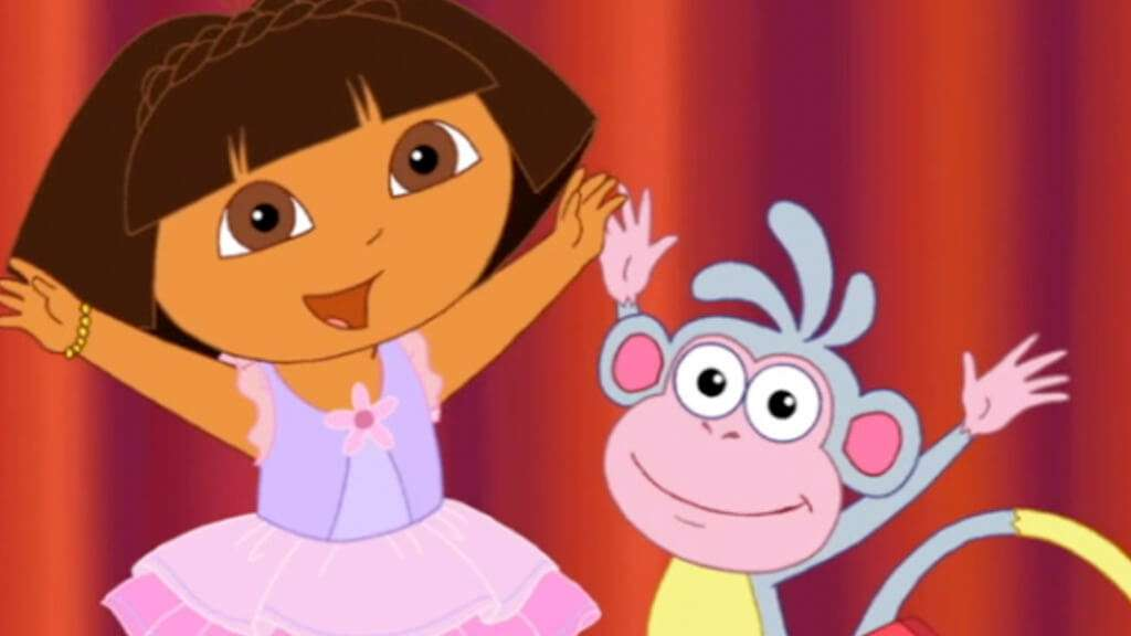 Dora The Explorer S6 Ep610 Dora S Dance Show Full Episode