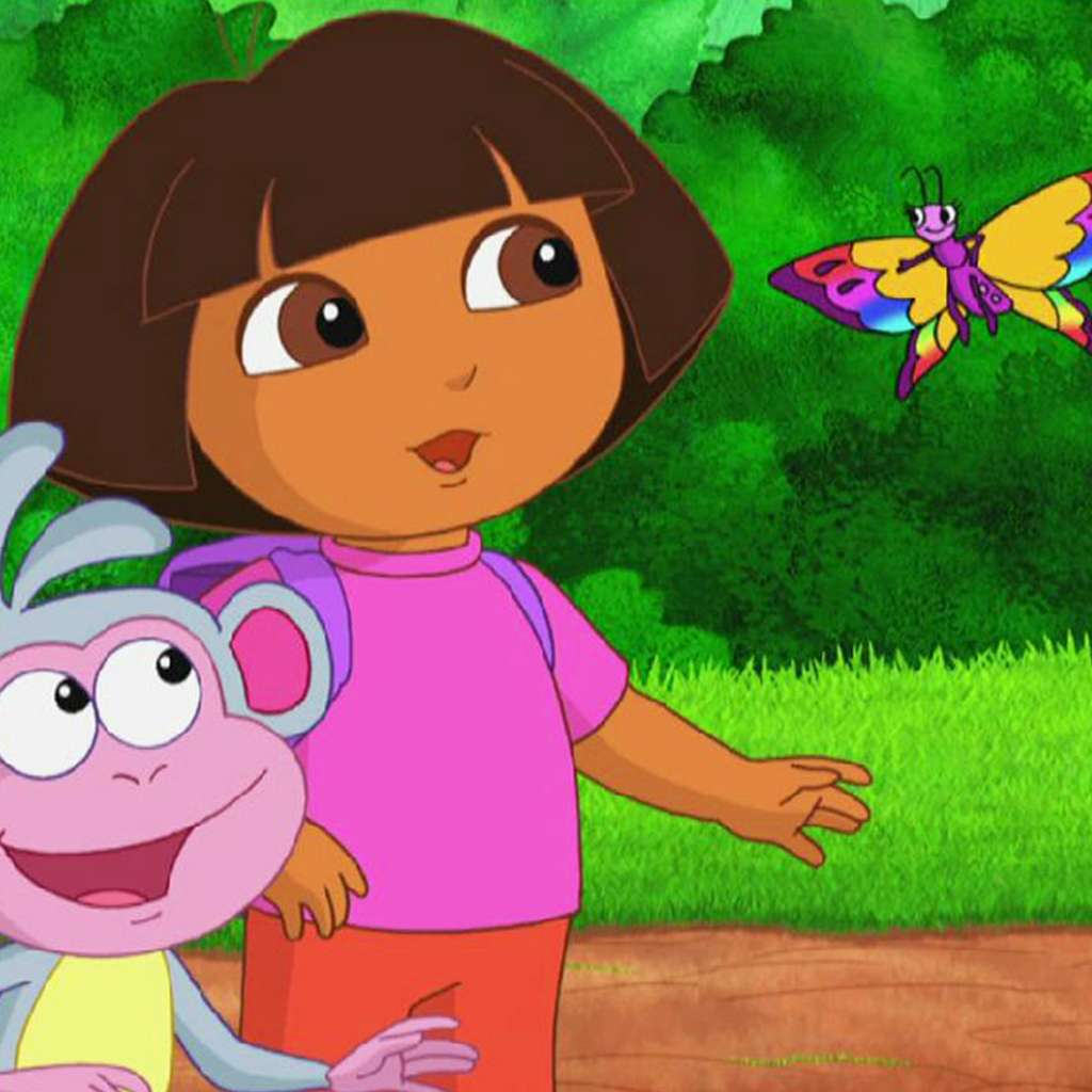 Dora the Explorer: Butterfly Ball