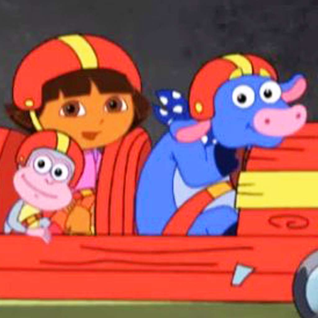 Dora the Explorer: Driving with Benny