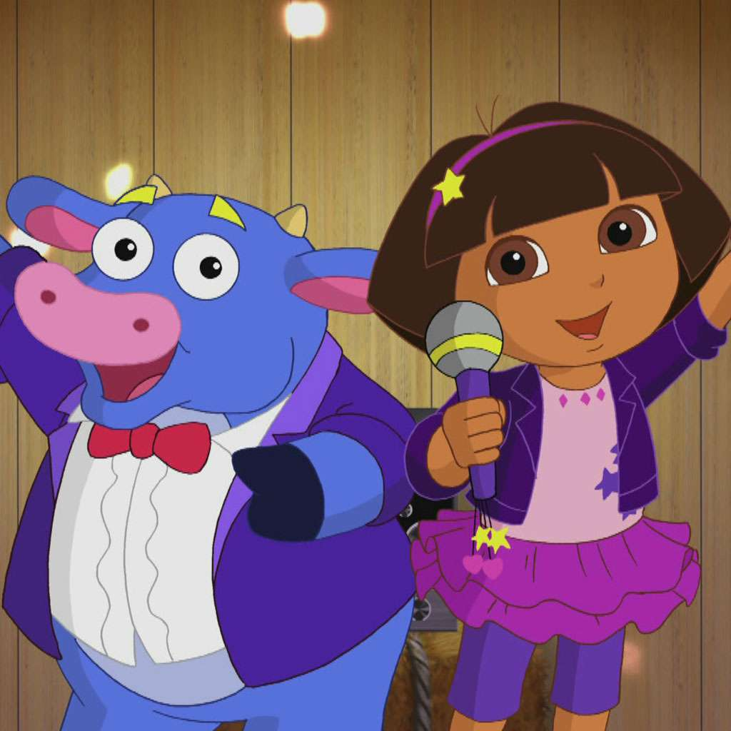 Dora the Explorer: Dora Rocks Sing-Along Song
