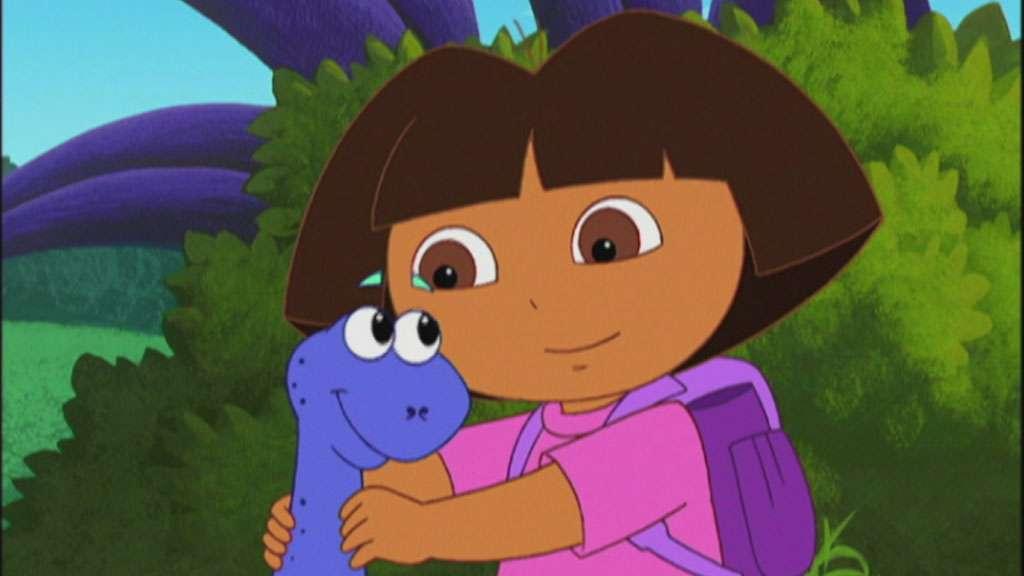 Fantastic Children S Dvd Lot 7 Dora The Explorer Diego Dinosaur Train And