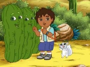 Cactus Hopping Go Diego Go Video Clip S1 Ep101