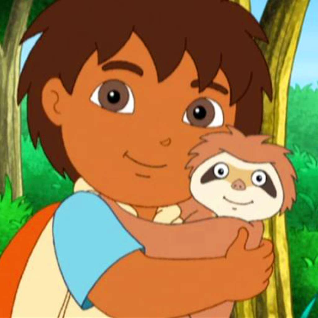 Go, Diego, Go: Sloths and Bobos