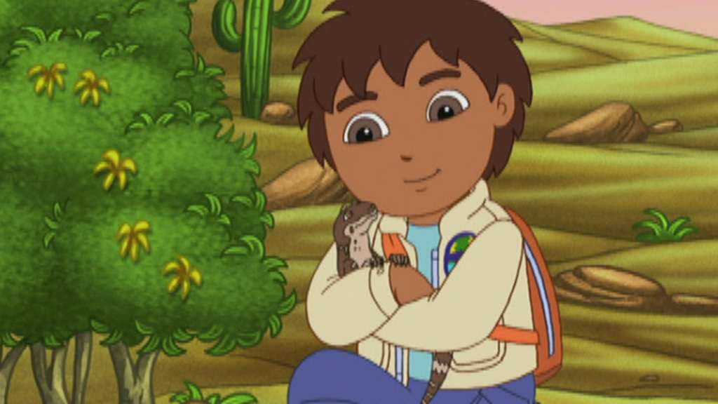 Go Diego Go S1 Ep101 Chinta the Baby Chinchilla Full Episode