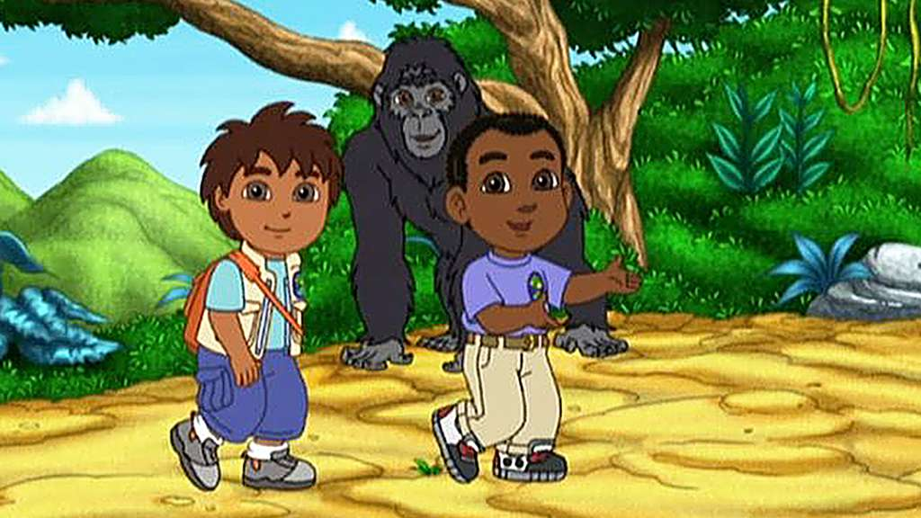 Go Diego Go S3 Ep305 Gorilla Fun Full Episode