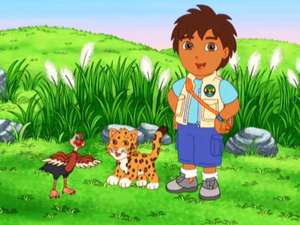 Friends Song Go Diego Go Video S3 Ep311