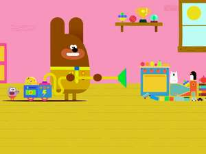 Hey Duggee S1 Ep132 The Tidy Up Badge Full Episode