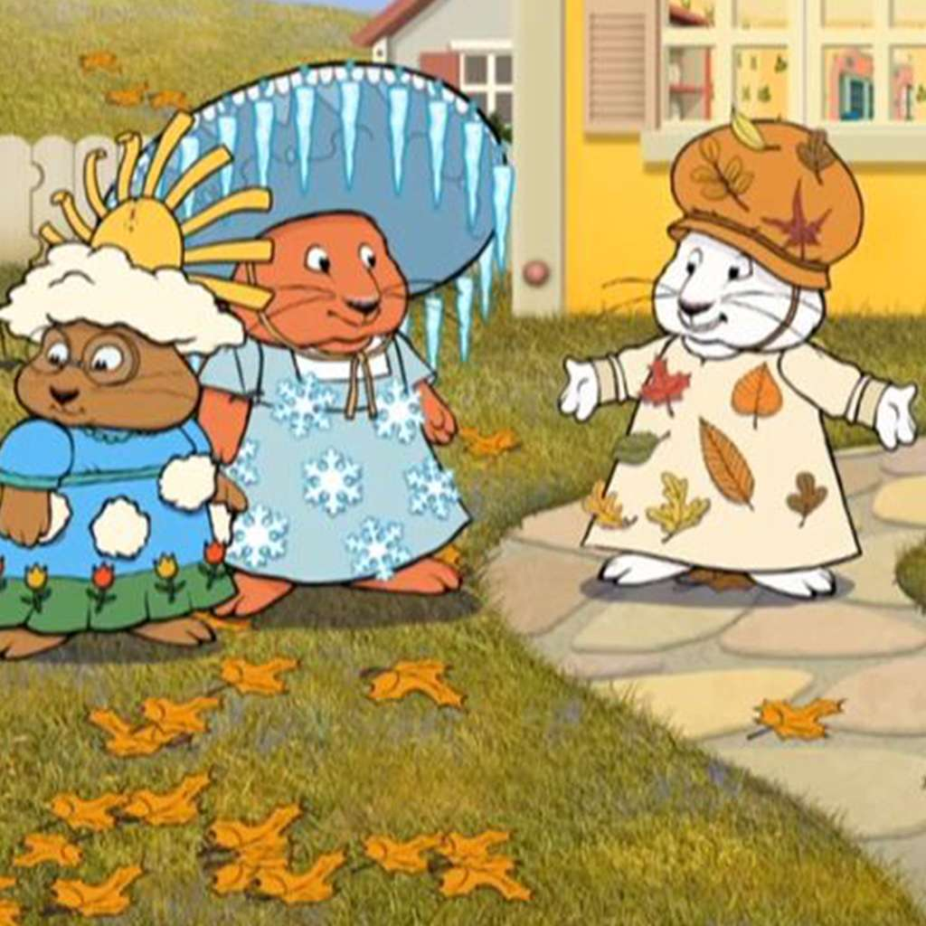 Max and Ruby: The Missing Season